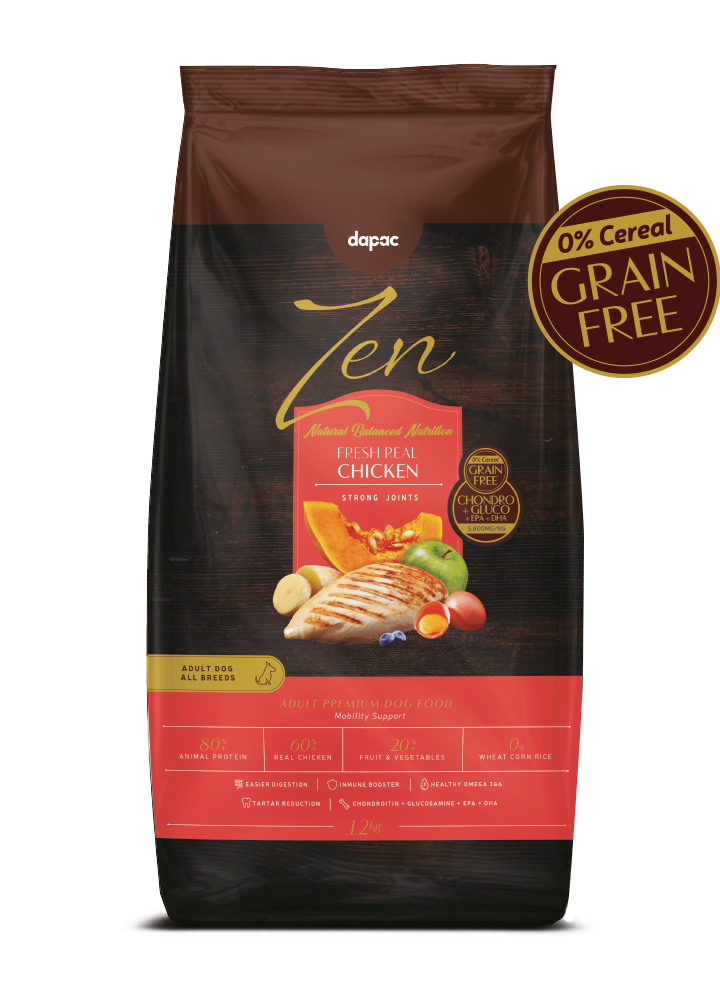 Zen Natural Balanced Nutrition Strong Joints