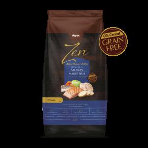 Pienso de salmón Zen Natural Balanced Nutrition