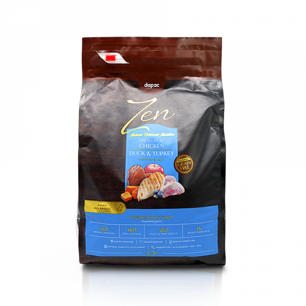 alimento seco cachorro puppies puppy chicken duck turkey pollo pato pavo sin cereal grain free alimentacion premium mascotas