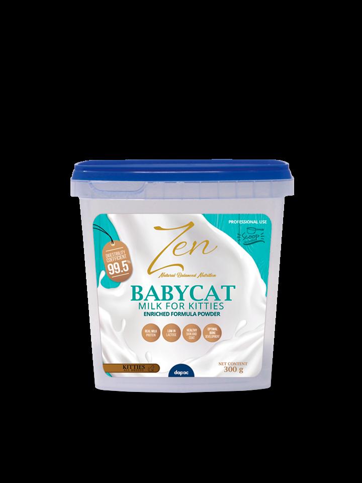 leche maternizada para gatitos pequeños Zen Babycat