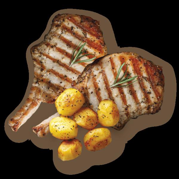 nutricion snacks treats chuche mascotas ingredientes cerdo pork patata potato premium barritas sticks perros adultos grande pequeño