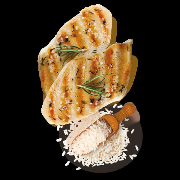 nutricion snacks treats chuche mascotas ingredientes pollo chicken arroz rice premium barritas sticks perros adultos grande pequeño