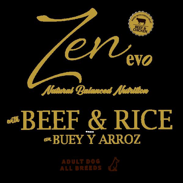 beef rice potato fresh meat chicken tabla nutricional chuche treats perros mascotas premium