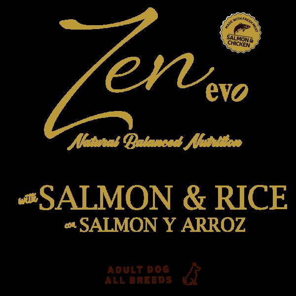 salmon rice fresh meat chicken tabla nutricional chuche treats perros mascotas premium