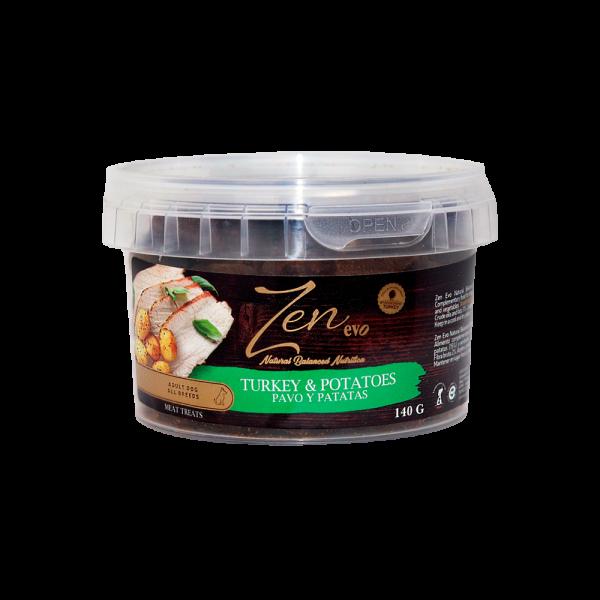 nutricion snacks treats chuche mascotas ingredientes pavo turkey patata potato potatoes patatas premium barritas sticks perros adultos grande pequeño