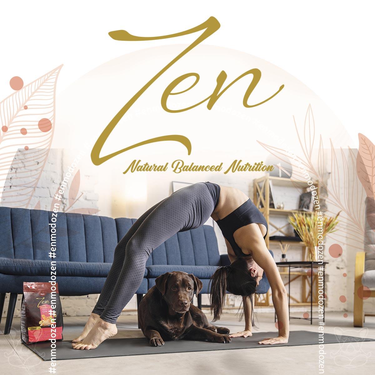 En Modo Zen Natural Balanced Nutrition contacto de tiendas de mascotas
