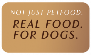 Not just PetFood Real food for Dogs