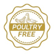 POULTRY FREE<br> Sin Aves de Corral